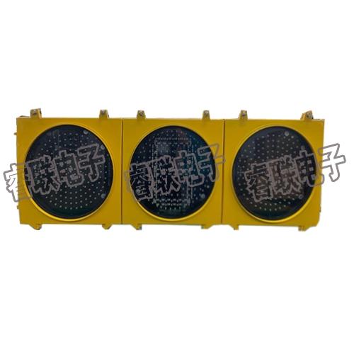 400-3压铸铝满屏单8倒计时信号灯