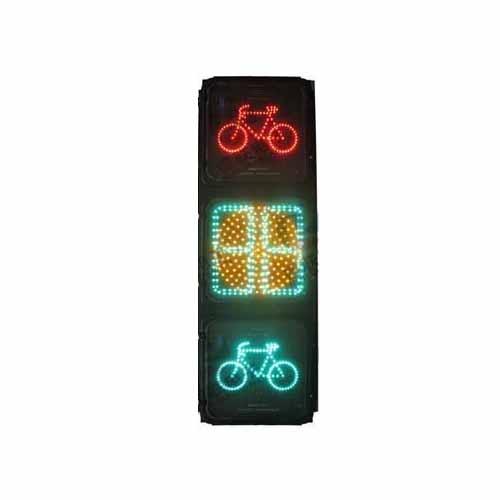 非机动车计时信号灯