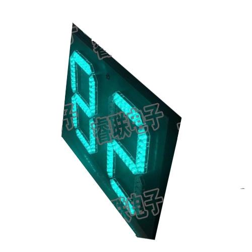 钣金壳800-600倒计时显示器